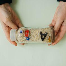 Jeu d'éveil : une bouteille sensorielle pour les tout-petits (vidéo)