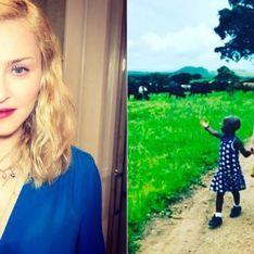 So süß! Nun zeigt Madonna der Welt ENDLICH ihre adoptierten Zwillings-Mädchen