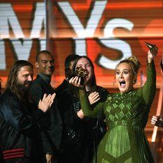 Retour sur le triomphe d'Adele aux Grammy Awards et sur le reste du palmarès (Photos)