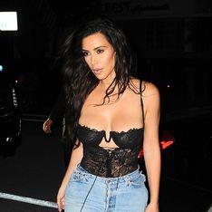 Salen a la luz las imágenes del atraco a Kim Kardashian en París