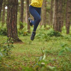 Quand courir en forêt peut devenir dangereux...
