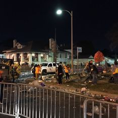 Nouvelle-Orléans : Un pick-up fonce dans la foule et blesse au moins 28 personnes