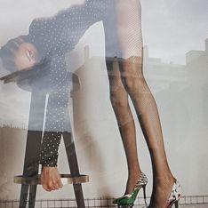 WTF ?! la femme humiliée dans la dernière campagne de Saint Laurent