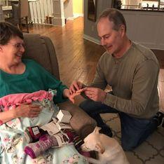 Nach einer schweren Brustkrebs-OP macht ihr Mann ihr den ultimativen Liebesbeweis