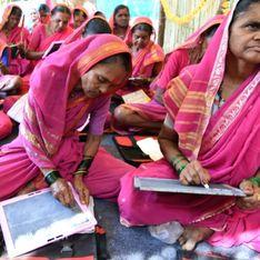 Ces septuagénaires indiennes vont à l'école pour la première fois