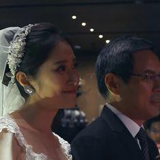 Son père refuse d'assister à son mariage à cause de son homosexualité, son patron prend sa place (Vidéo)