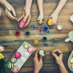 DIY : Fabriquez vous-même votre déco de Pâques super mimi