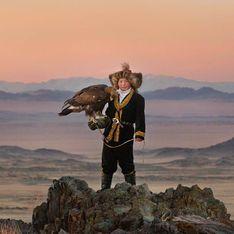 Pourquoi on a adoré le docu, La jeune fille et son aigle