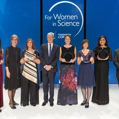 Prix L'Oréal-UNESCO 2017, pour les femmes et la science