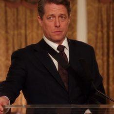 Hugh Grant nous offre une nouvelle petite danse dans Love Actually 2 et c'est magique (Vidéo)