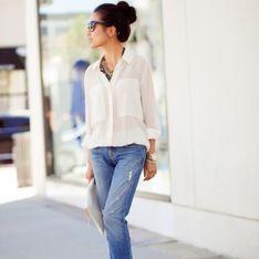 Looks cools et fashion tips pour le revival de mon boyfriend jean
