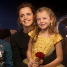 Cette interview d'Emma Watson et Dan Stevens par mini Belle et mini Bête va vous faire craquer à coup sûr ! (Vidéo)