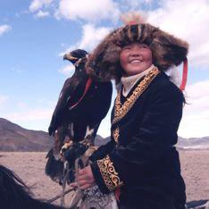 La femme de la semaine : Aisolphan, Kazakhe de 13 ans combattant les préjugés sexistes pour vivre sa passion (Photos)