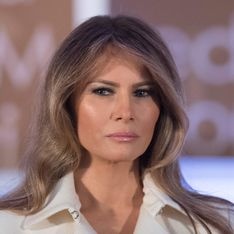 Melania Trump, photoshopée comme jamais sur sa photo officielle (photos)