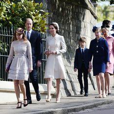 Avec sa tenue pour Pâques, Kate Middleton vole la vedette à la famille royale (photos)