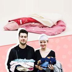 Ce couple aide les personnes anorexiques avec des vêtements sans taille (photos)
