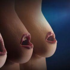 Pezones cantarines para sensibilizar sobre el cáncer de mama