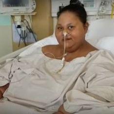 Grâce à la médecine, cette femme a perdu 250 kilos en deux mois ! (vidéo)