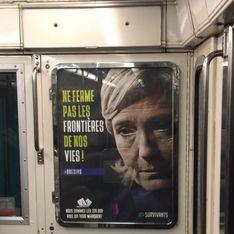 Scandale ! Des affiches anti-IVG dans le métro parisien