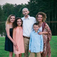 Malade, ce papa se met en scène dans des moments qu'il ne vivra pas avec sa famille (photos)