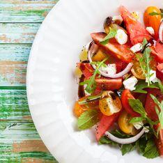 Les 10 commandements de la salade fraîcheur réussie