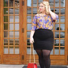 Plus-Size-Model verrät: DAS sind die 4 besten Modetrends für kurvige Frauen!