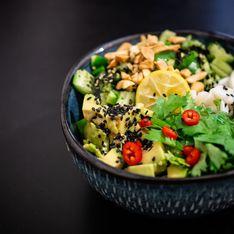 2 menus de printemps vitaminés, simples et rapides