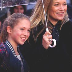Lila Grace, la fille de Kate Moss, prend la pose pour sa première campagne beauté (photos)