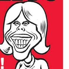 Stop ! Charlie Hebdo et son insupportable caricature sexiste de Brigitte Macron