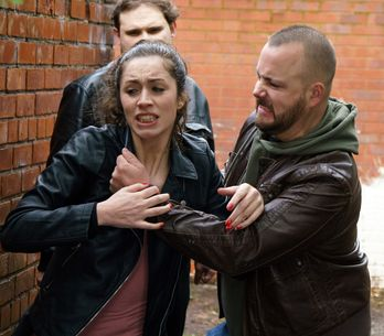 Coronation Street 30/05 - Shona Pushes Nathan Too Far
