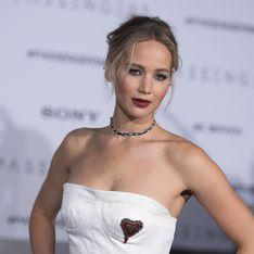 Jennifer Lawrence méconnaissable et flippante sur l'affiche de son dernier film (Photos)