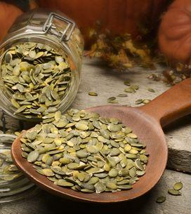O que as sementes de abóbora podem fazer pela sua saúde