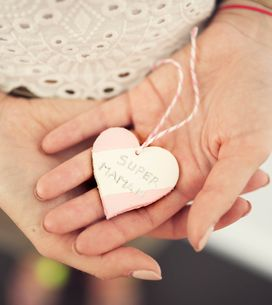 Fête des mères : un cadeau fait-maison pour maman