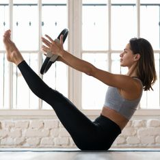 8 exercices de pilates faciles, pour débuter chez soi