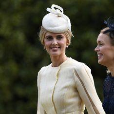 Porter du blanc au mariage de Pippa Middleton ? Elle l'a fait (Photos)
