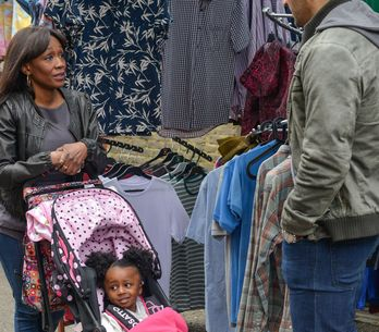 Eastenders 06/06 - Denise Reaches Out To Kush