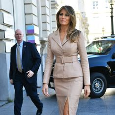 Repasamos los mejores looks de Melania Trump durante su viaje a Europa