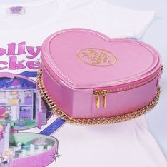 Le sac à main Polly Pocket qui va te faire retomber en enfance (Photos)