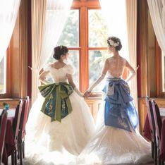 Ces fans de Disney ont eu un mariage digne d'un conte fées (Photos)