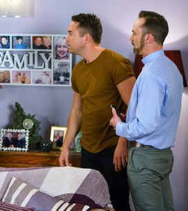 Coronation Street 21/06 - Geraldine Tells Billy And Todd They're Not Welcome At Drew's Funeral