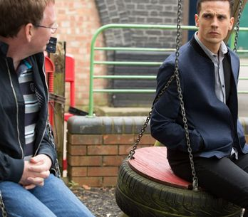 Eastenders 20/06 - Steven Spots Lauren And Josh Together