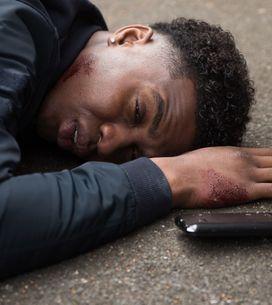 Eastenders 20/06 - Zack Has An Accident Leaving Leela's Flat