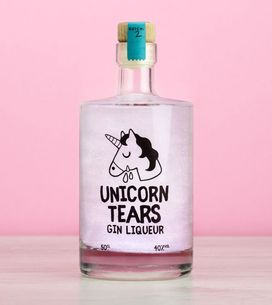 Unicorn Tear Gin Is Here To Make Your G&T Magical AF