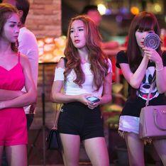Scandale ! Des mineures thaïlandaises offertes en dessert à des PDG