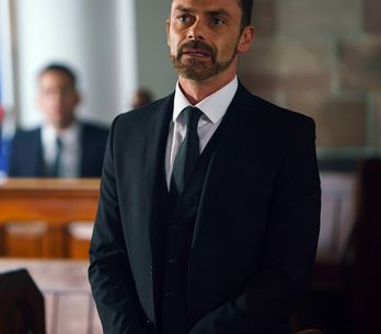 Coronation Street 05/07 - Billy And Todd Pay Their Last Respects To Drew