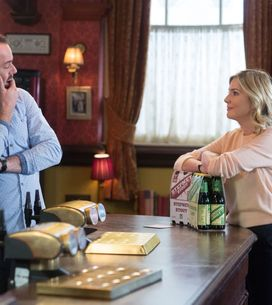 Eastenders 03/07 - Fi Continues To Make Her Mark On The Vic