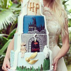 Un mariage Harry Potter, ça vous tente ? (Photos)