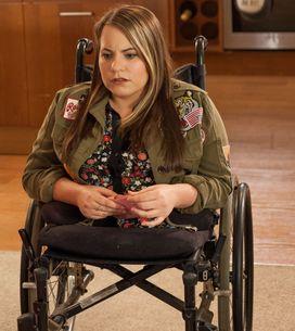 Hollyoaks 11/07 - Courtney Decides To Go To Scotland