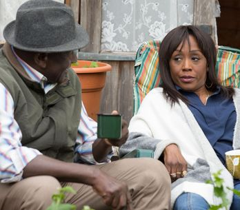 Eastenders 10/07 - Denise Quits Her Job