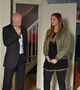 Eastenders 14/07 - Lauren Waves Goodbye To Walford